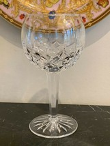 "Waterford Lismore Balloon Wine Glass 7 1/8"" High - $60.00"