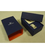 Swarovski Inkwell with Quill 1 1/2in x 1/2in x 3/8in Crystal - $69.22