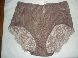 NWT SOMA HIGH LEG PANTY  LARGE - $16.82