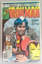 Iron Man 128 Marvel Comics Nov 1979 Demon in a Bottle FN - $101.21