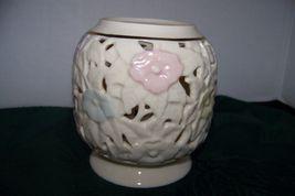 PartyLite Spring Blossom Tea light Holder - $12.32