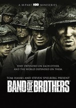 BAND OF BROTHERS NEW DVD - $98.60