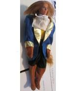 "Vintage Disney BEAUTY & THE BEAST Prince BEAST doll dressed 12"" - $19.99"