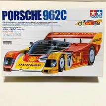 Tamiya 1/24 Sports Car Series No.233 PORSCHE 962C Shell color Unopened B... - $59.75