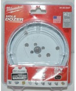 Milwaukee 49560193 Bi Metal Hole Saw Hole Dozer 4 Three Quarters Inches - $45.42