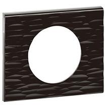 Legrand - LEG69021 - Céliane Plaque avec 1 Poste - (Corian Gougé|1 poste) - $69.54