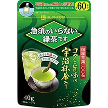 Mitsui Ruji tea It is green tea that does not need teapot 40 g ~ 3 pieces - $27.40