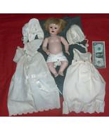 """1984 Shelburne Museum Gallery Originals P.M. Grete 12"""" Doll Blonde Brown... - $29.68"""