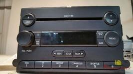 2006 Ford F250SD Pickup Radio AM-FM,6DISC,6C3T-18C815-AB - $88.36