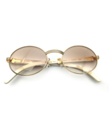 Classic Carter Sunglasses Men White Buffalo Horn Temples Luxury Carter S... - $220.00