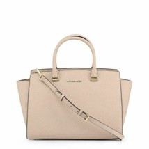 Michael Kors Selma Large TZ Satchel/Carryall Bag in Blossom Saffiano Leather - $148.00
