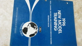 OEM Factory 1996 Ford New Model Training Manual - $17.77