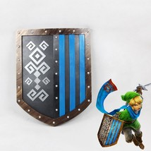 Hyrule Warriors Link Knight's Shield Cosplay Prop Buy - $139.00