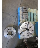 "OKUMA LC40 CNC LATHE 20"" INCH CHUCK THW 500-128 19.5"" X 6"" THW500 TURNIN... - $2,361.46"