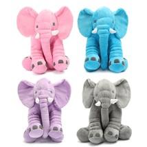 40cm Elephant Plush Toys Doll Stuffed Pillow for Children Birthday Gifts... - $15.00