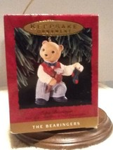 Hallmark Keepsake Ornament - Papa Bearinger - 1993 - XPR9746 - $5.95