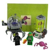 LEGO Teenage Mutant Ninja Turtles Kraang Lab Escape 79100 100% Complete ... - $24.49