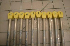 10 Afgan neddles  BOYE   5ea I    5.50mm 5ea J  6.00mm - $7.99