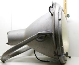 """Crouse Hinds 1000 Watt Lamp Spotlight 20"""" Dia. Casing + Ballast + Cord S... - $280.50"""