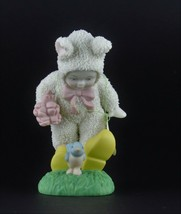 """Snowbunnies Department 56 """"Walk a Mile in my Shoes"""" Easter Girl Bunny - $29.70"""