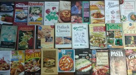 50+ cookbooks and recipe collection Betty Crocker Pillsbury Taste of Hom... - $24.75