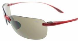 Bolle Kickflip Matador Red / True Neutral Smoke (TNS) Sunglasses 10716 - $117.81