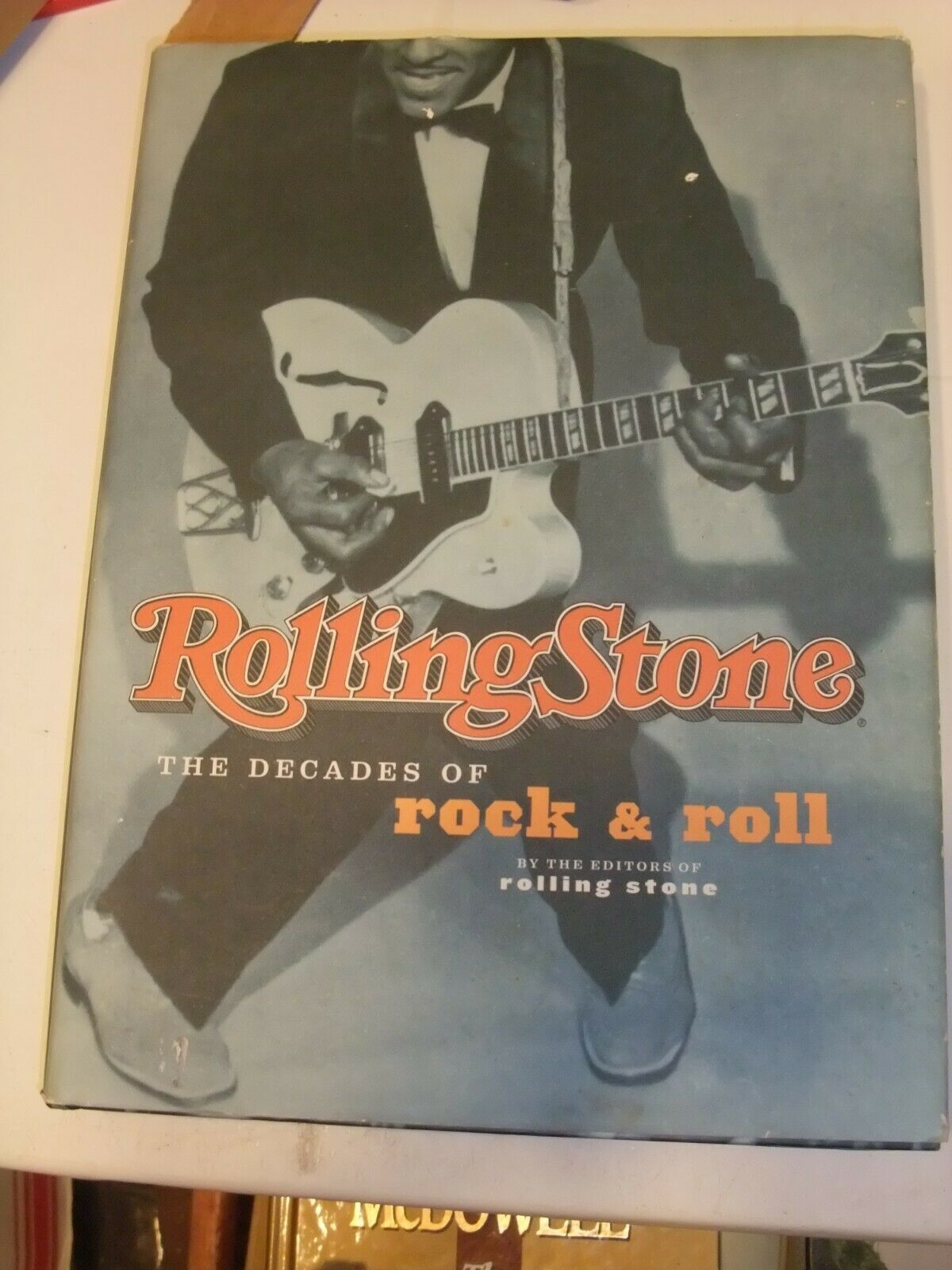 Primary image for Rolling Stone : The Decades of Rock and Roll by Rolling Stone Magazine - HC