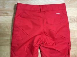 Salomon Response Ski Snowboard Pants Unisex, Size XS or S, Red, NEW image 5