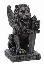 Gargoyle Lion Statue - $25.74
