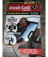 Desk Call by Cup Call Desktop Phone Mount - View Your Cell Phone at Any ... - $16.48