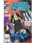 Alpha Flight Comic Book #7 Marvel Comics 1984 VERY FINE/NEAR MINT NEW UN... - $3.25