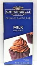 Ghirardelli Premium Milk Chocolate Baking Bar 4 oz - $5.57
