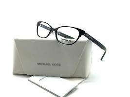 MICHAEL KORS 3014 1150 Sybil Eyeglasses Frames Glasses Matte Black  Gree... - $67.87
