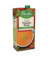 Pacific Foods Organic Creamy Tomato Soup, Light Sodium, 32oz, 12-pack - $80.80