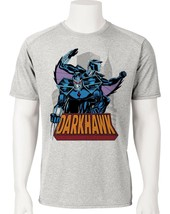 Darkhawk Dri Fit graphic Tshirt moisture wicking superhero comic book Sun Shirt image 1