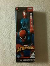 Official Marvel Spiderman Action Figure Marvel's Scarlet Spider Kids Toy... - $13.28