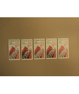 USPS Scott 2381-85 25c Classic Cars 5 Books 100 Stamps 20 Panes Mint Boo... - $65.91