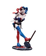 DC Collectibles Comics Cover Girls: Harley Quinn Statue - $118.30