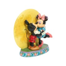 "6.3"" ""Magic and Moonlight"" Mickey & Minnie Mouse - Jim Shore Disney Traditions image 2"