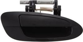 Rear Passenger Side Black Exterior Door Handle, Compatible With Nissan Altima 20 - $41.14