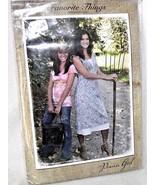 Dress Top Pattern Prairie Girl Favorite Things VO28 Tunic Leslie Gladman... - $9.89