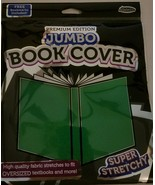 """It's Academic Premium edition Jumbo Book Cover Up To 15""""x10"""" Super Stret... - $1.96"""