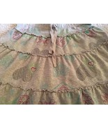 Old Navy Girls Skirt Hearts And Flowers Print Gray Tiered Size XL 12-14 ... - $8.00