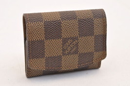 Louis Vuitton Damier Cuff Case Lv Auth 7369 - $120.00