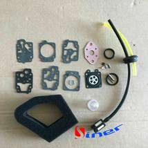 Carburetor Repair Kit F 753-1225 MTD YMP425 Ryobi 650R WYL-240-1 WYL-196 Walbro - $6.67