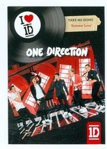 One Direction trading card (One Direction 1D) 2013 Panini Take Me Home S... - $4.00