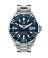 Tag Heuer Men's WAY201B.BA0927 'Aquaracer' Automatic Stainless Steel Watch - $990.00