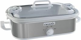 NEW Crock-Pot 3.5-qt. Casserole Crock The Original Slow Cooker FREE SHIP... - £62.08 GBP