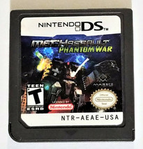 MechAssault: Phantom War Nintendo DS Game 2006 Cartridge Only - $9.00