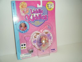 Vintage 1994 TYCO Liddle Kiddles Rainbow Locket Pam Prom Party RARE Doll... - $29.70